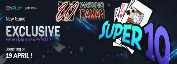 Game Terbaru Super10 IDNPlay